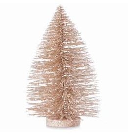 Napa Home and Garden GLITTERED TABLETOP TREE