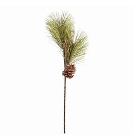 Napa Home and Garden PINE CONE & TWIG STEM