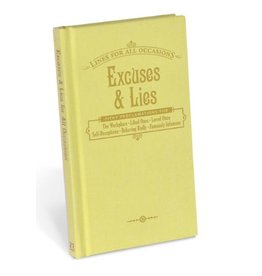 Knock Knock Excuses and Lies for All Occasions
