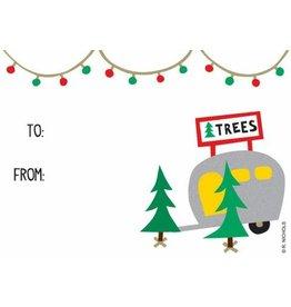 R. Nichols Tree Lot Gift Tags