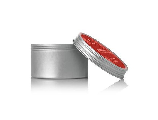 HOT COCOA DARK CHOCOLATE TRAVEL TIN CANDLE
