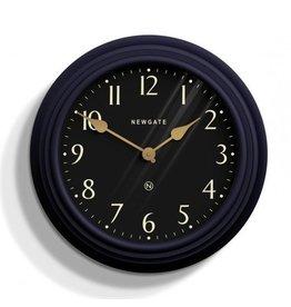 Newgate Pimlico Clock, Petrol Blue
