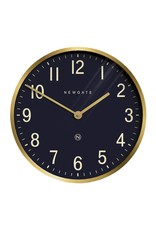 Mr. Edwards Clock, Radial Brass