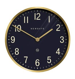 Mr. Edwards Clock, Radial Brass