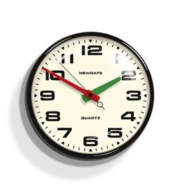 Newgate The Brixton Clock- Black