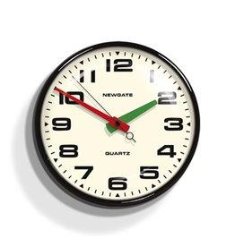 The Brixton Clock- Black