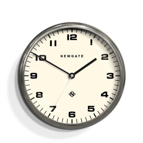 Chrysler Clock, Burnished Steel