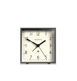 Cubic Alarm Clock, Gravty Gray