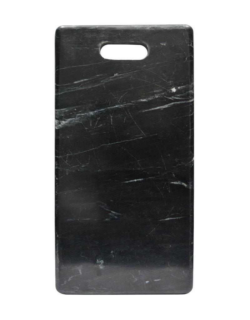 BIDK Home Marble Cheese Board - Black