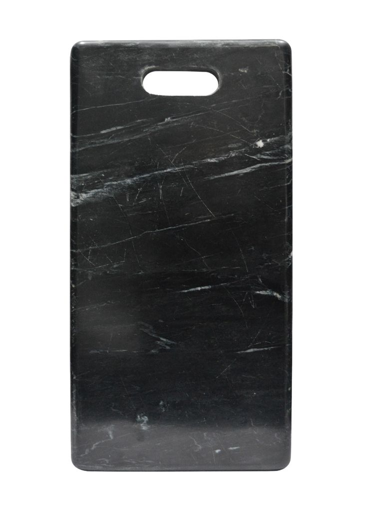 Marble Cheese Board - Black