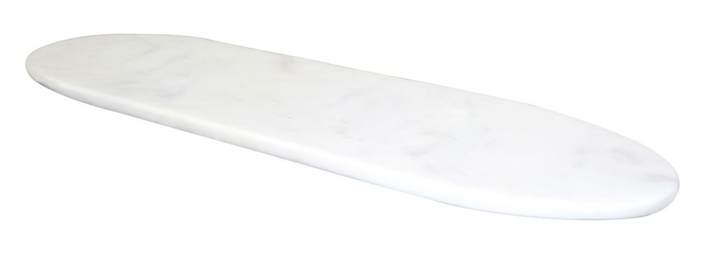 Small Marble Oval Tray