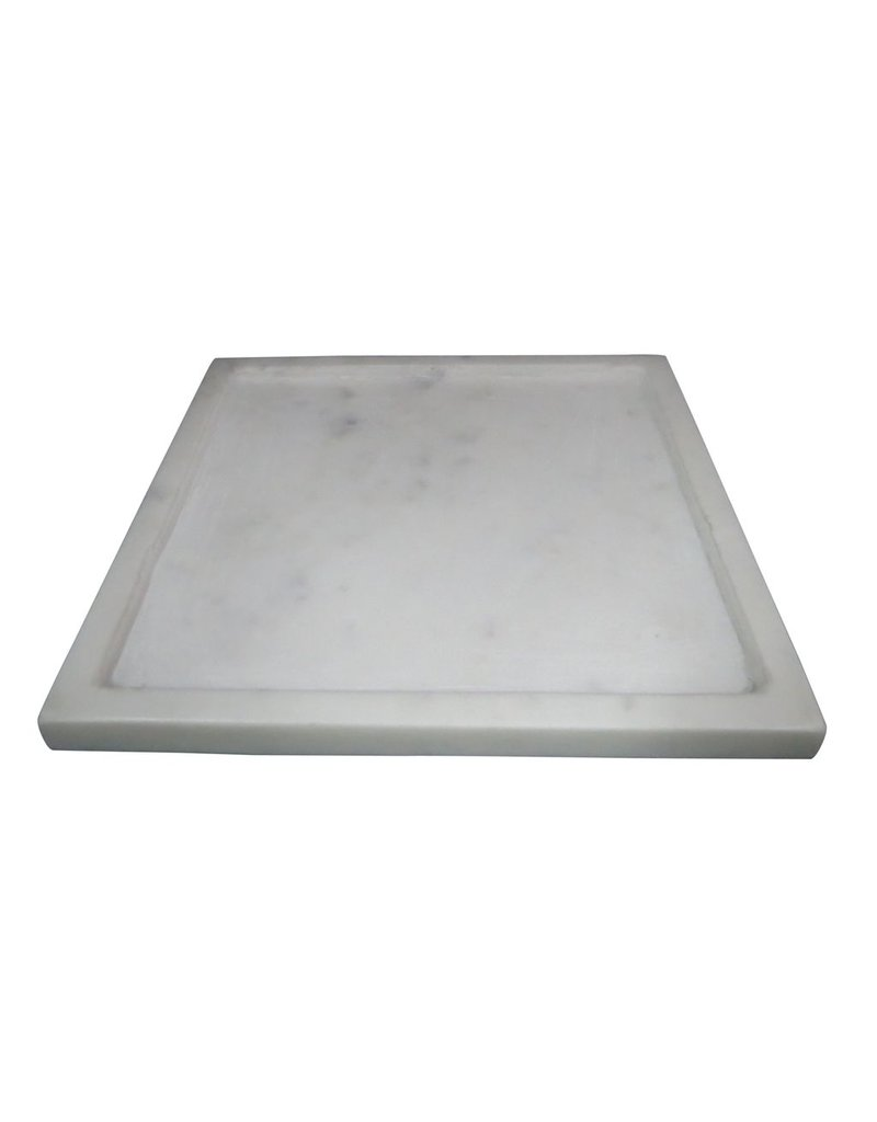 BIDK Home Small Marble Tray