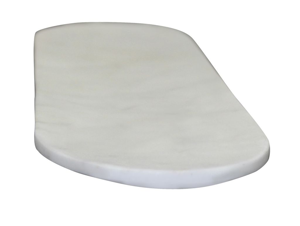 Medium Marble Oval Tray