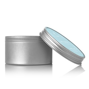HOT COCOA PEPPERMINT TRAVEL TIN CANDLE