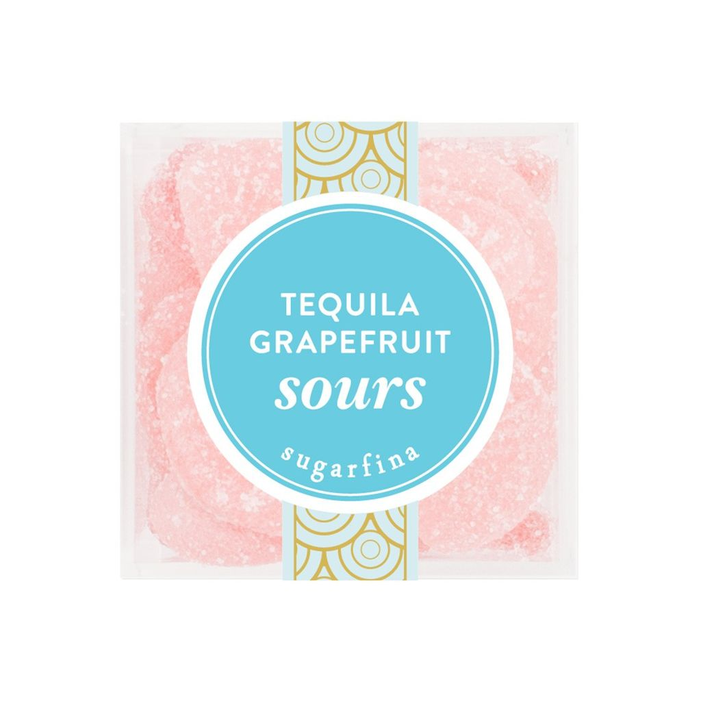 TEQUILA GRAPEFRUIT SOURS, SMALL