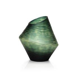 Groove Vase, Short