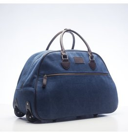Excursion Trolley Rolling Duffel, Blue