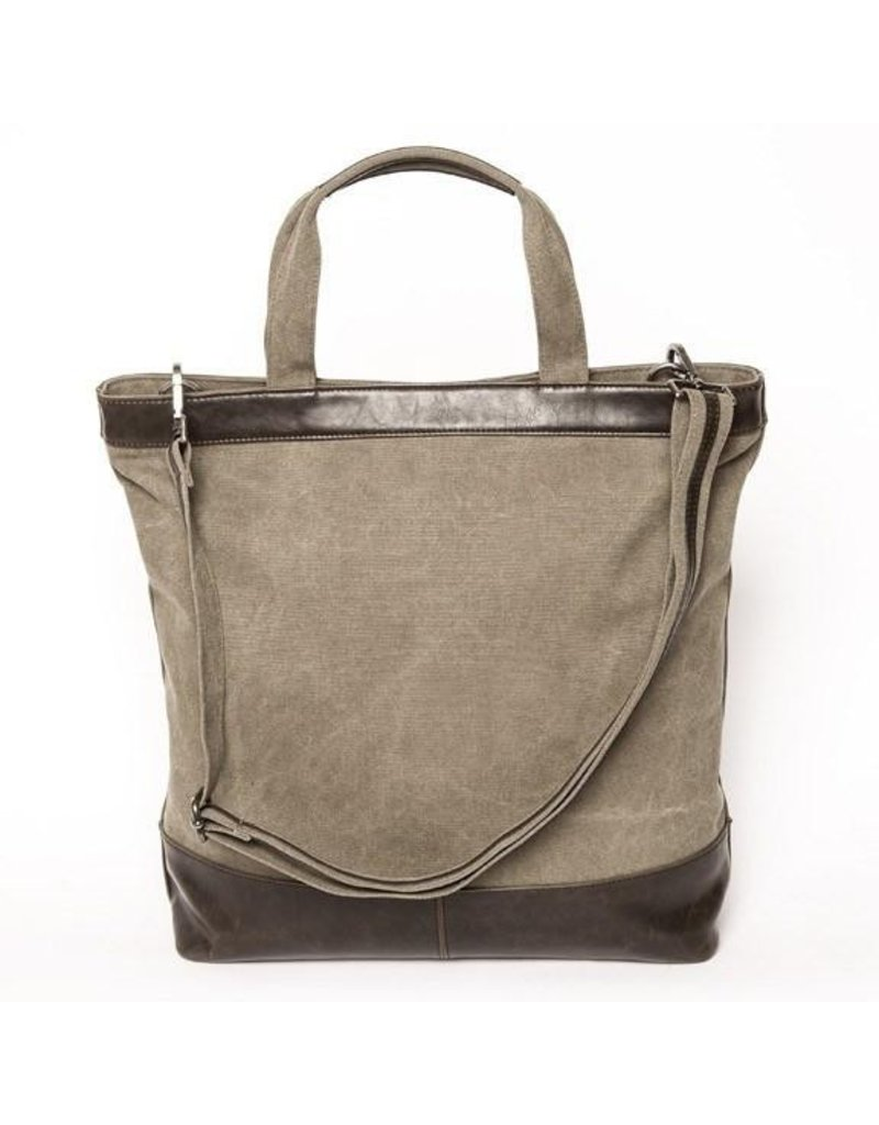 Brouk Excursion Tote, Khaki