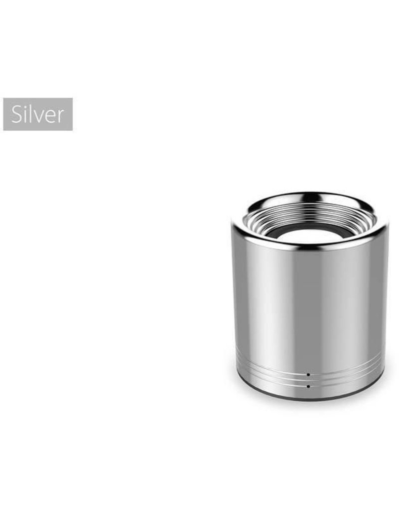 Brouk The Volcano Bluetooth Speaker - Silver