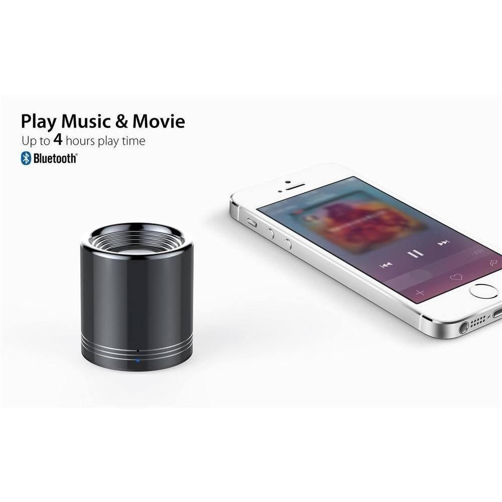 The Volcano Bluetooth Speaker - Gold