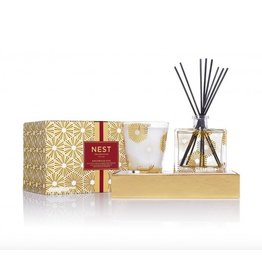 Birchwood Pine Classic Candle & Diffuser Set