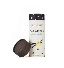 McCrea's Candies 5.5 oz., Classic Vanilla Caramels