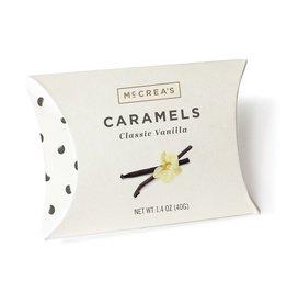 McCrea's Candies 2.4 oz., Classic Vanilla Caramels