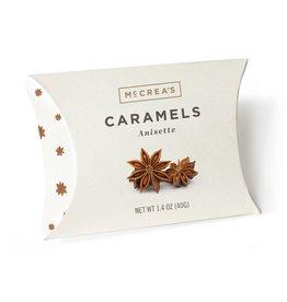 1.4 oz., Anisette Caramels