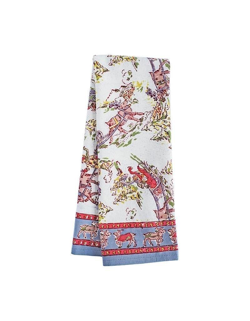 Couleur Nature Renne Tea Towel