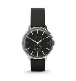 THE BLIP, REVERSE DIAL WITH BLACK STRAP