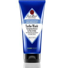 Jack Black Authentic and Original Turbo Wash® Energizing Cleanser for Hair & Body With Rosemary, Eucalyptus & Juniper Berry