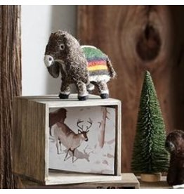 Roost Donkey-Ote Ornament