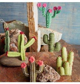 Roost Cactus Felt Ornament