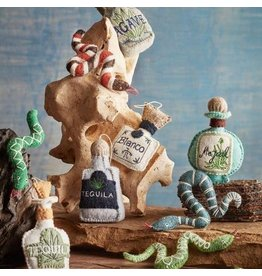 Roost Mexican Spirits Felt Ornament