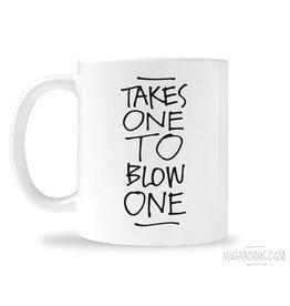 Mugnacious Takes One Mug