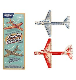 Wild and Wolf Airplane Gliders Set of 2