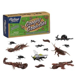 Wild and Wolf Creepy Crawlies