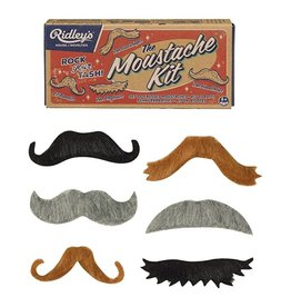 Wild and Wolf Moustache Kit