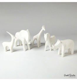 Antelope-Matte White
