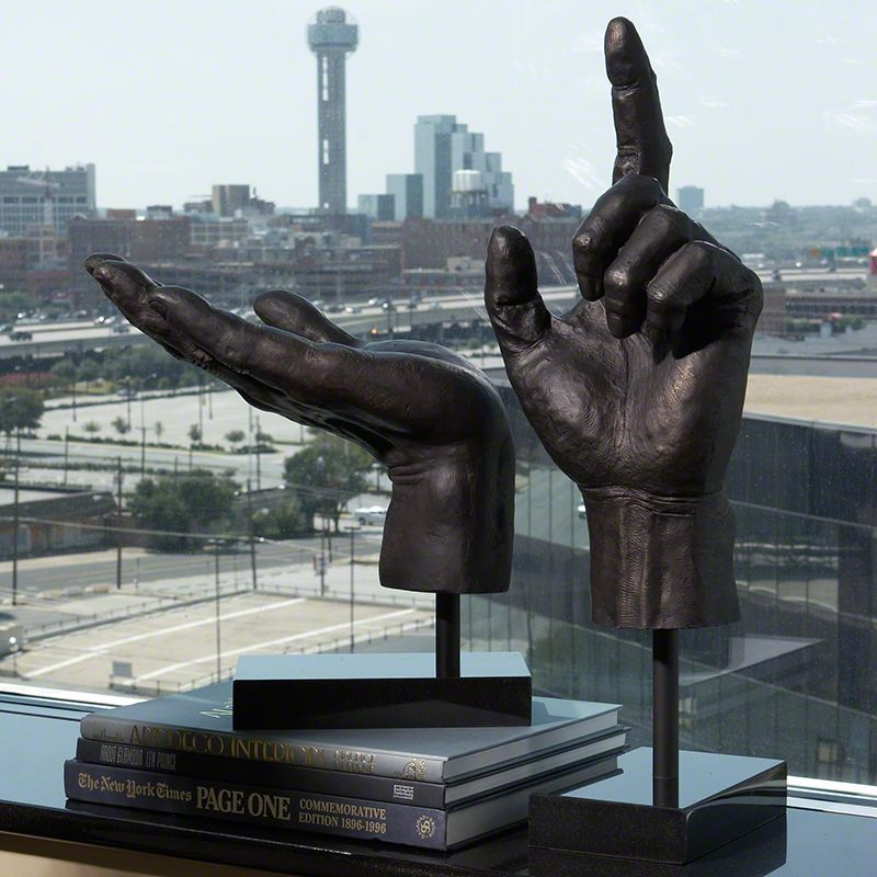 Hand Sculpture-Open Hand