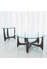 Serpa Cocktail Table<br /> 9&quot;L x 7.5&quot;W x 8&quot;H