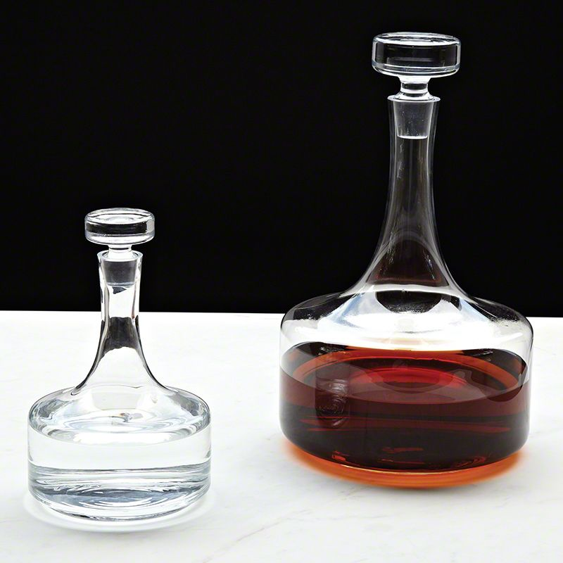 Large Piston Decanter