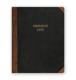 JOURNAL - OBSESSIVE LISTS