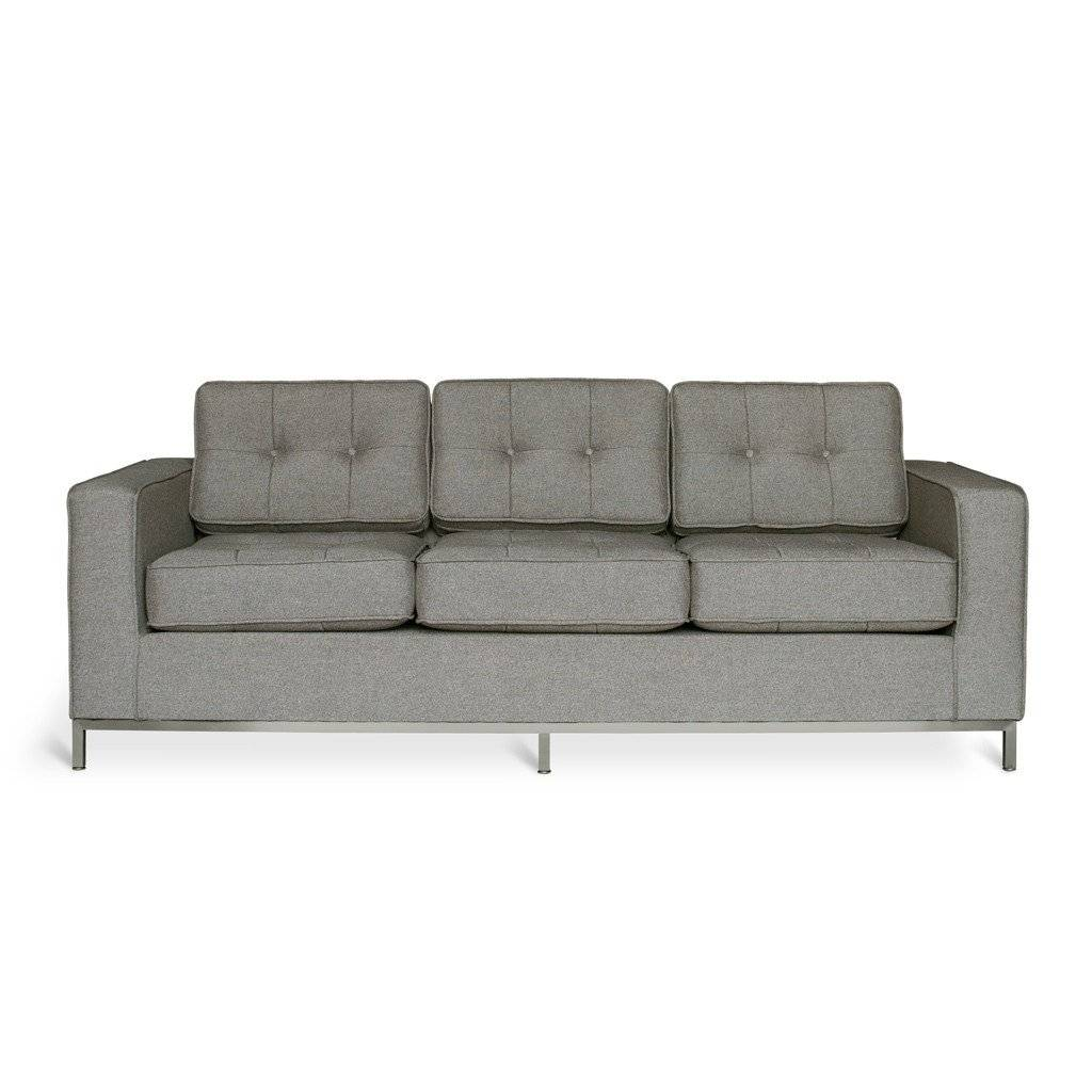 Jane Sofa-Stainless Steel Base