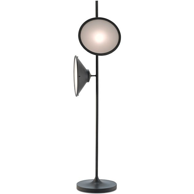 Bulat Floor Lamp, Two-Light