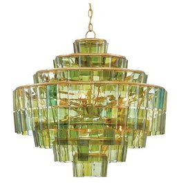 Sommelier Chandelier, 8-Light