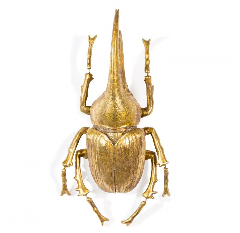 Hercules Beetle Wall Art