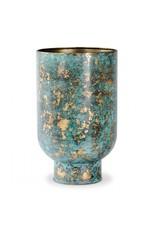 """Etruscan 14""""H Vase"""