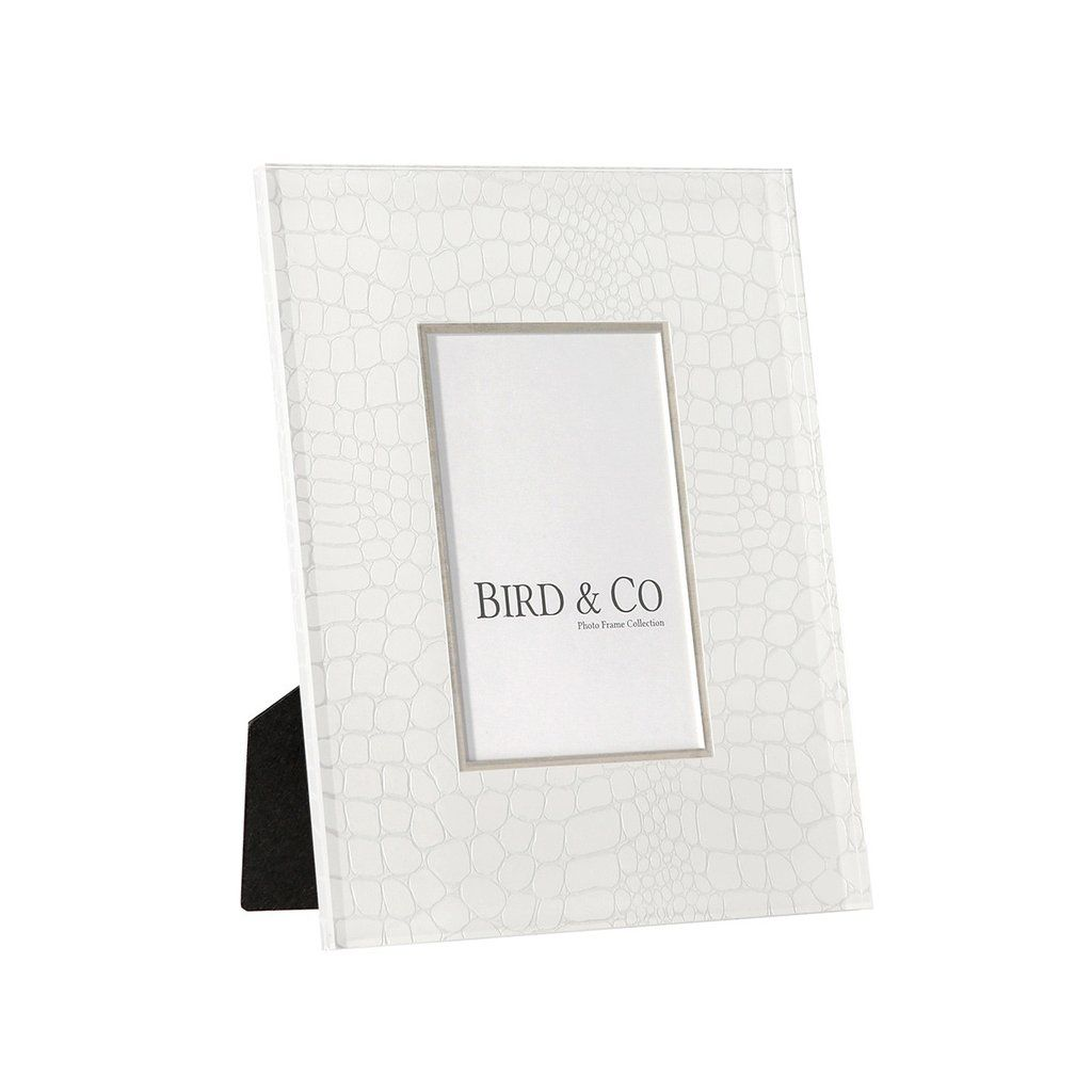 White Croc 4x6 Frame - Considered items for a considered lifestyle