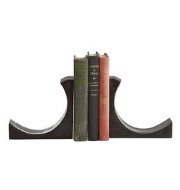 Khan Bookends, Set of 2
